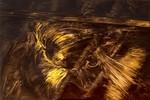 Tumulte - 1988 - huile sur toile, 13x195