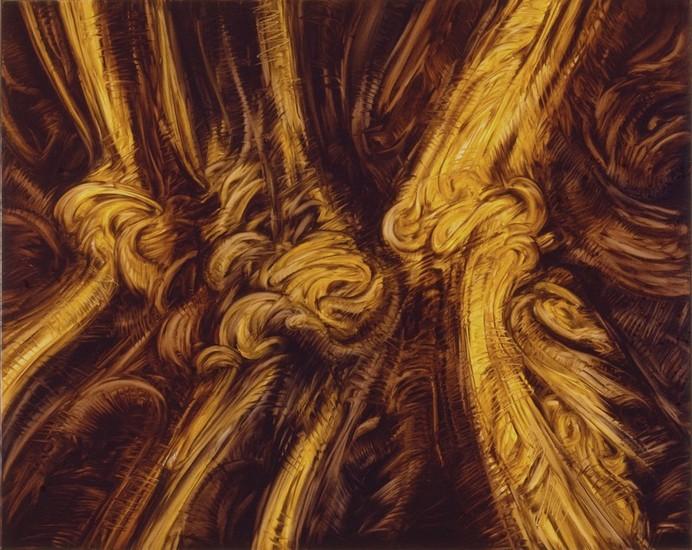 Apalisor 11 - 1990 - huile sur toile,130x162